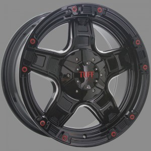 Access Alloys - Tuff A.T. T-10 Red